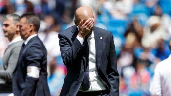 """Nu e totul roz la Madrid: oficialii de la Real il contrazic pe Zidane! Antrenorul vrea sa-l pastreze, dar clubul vrea sa-l dea imprumut: """"Imi place foarte mult"""""""