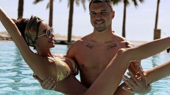 A plecat si cu iubita, si cu fosta nevasta in Dubai! Fosta vedeta de la City si Juventus a fost DATA afara dupa ce antrenorul a vazut pozele