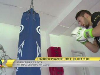 """Campionul Serbiei la kickboxing vine la Bucuresti sa lupte cu El Nino Pattvean! Romanul i-a pus gand rau: """"Sarbul va suferi prima infrangere"""""""
