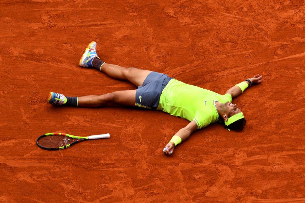 RAFAEL NADAL, al 12-lea titlu la Roland Garros!