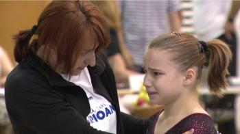 Au avut emotii mari in fata campioanelor olimpice! Bellu si Bitang cauta fete de aur la gimnastica