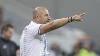 """Miriuta, ca si plecat de la Hermannstadt! """"Va spun miercuri"""" Ce a spus antrenorul dupa victoria cu U Cluj"""
