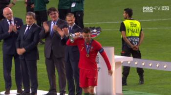 """""""Ce pot sa fac mai mult pentru Balonul de Aur, spuneti-mi voi?!"""" Aroganta lui Cristiano in razboiul de la distanta cu Messi!"""