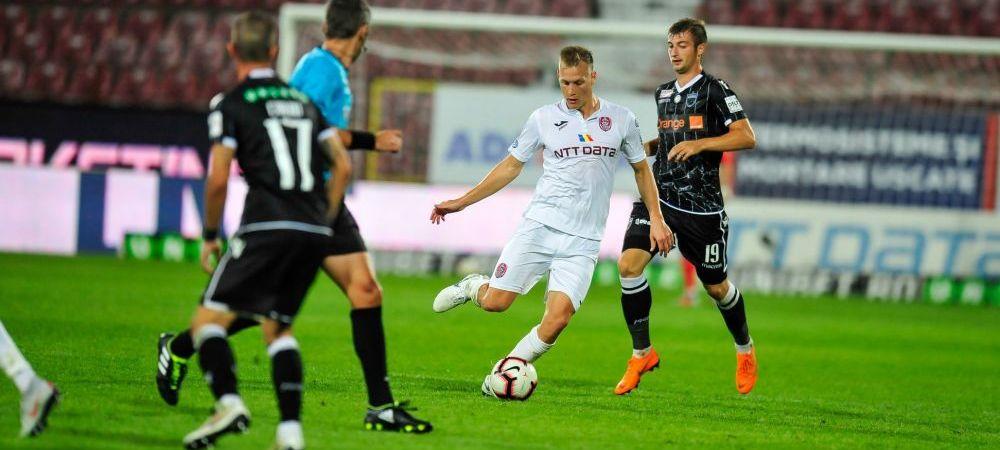 Primul jucator DAT AFARA dupa titlul castigat de CFR Cluj! Anunt OFICIAL al clubului in aceasta dimineata