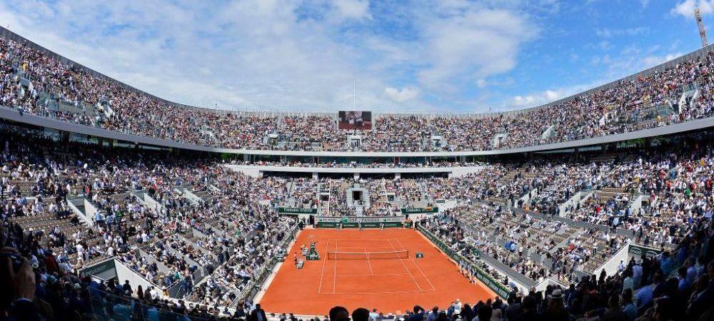 ROLAND GARROS 2019 | Situatie incredibila la Paris! Organizatorii i-au rugat pe angajati sa ocupe locurile libere din arena! Ce mesaj au primit!