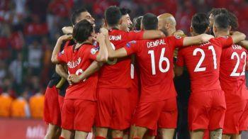 """Fotbalistii nationalei Turciei controlati amanuntit la sosirea in Islanda. """"Este lipsa de respect"""""""