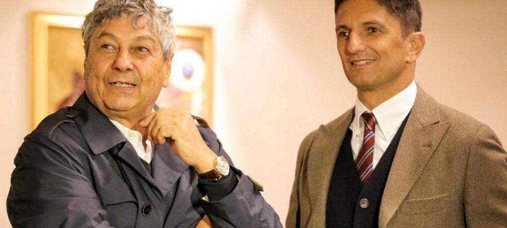 """Dezvaluirile lui Mircea Lucescu: Razvan Lucescu a fost aproape sa semneze cu Olympiakos! Ce s-a intamplat! """"I-au dat foc masinii"""""""