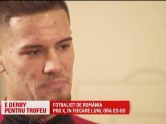 """Ianis Hagi e nominalizat la titlul de cel mai bun jucator din Liga 1! Voteaza jucatorii in showul """"Fotbalist de Romania"""", in fiecare luni la Pro X, de la ora 23"""