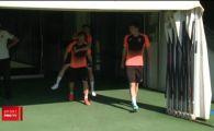 """Petrescu e transferul surpriza al CFR-ului: s-a antrenat cu Omrani si Camora la reunirea campioanei: """"Pentru asta luptam, nu o sa fie usor!"""""""