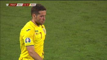 Pierdere URIASA pentru Cosmin Contra! Alexandru Chipciu e eliminat cu Malta si rateaza meciul cu Spania