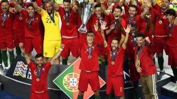 Finala Nations League: Portugalia, regina noii competitii UEFA. VIDEO