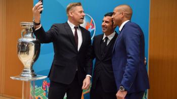 UEFA a anuntat ambasadorii EURO 2020