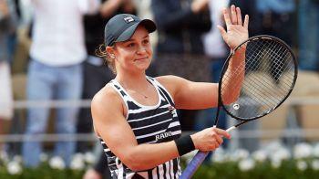 "Ashleigh Barty si-a ales principala adversara din circuit! ""Sper sa avem o mare rivalitate in tenisul feminin"" Despre cine a vorbit campioana de la Roland Garros"