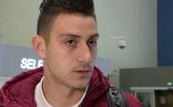 """Verdictul accidentarii lui Nedelcearu.""""Trebuie sa stau doar 10 zile cu masca, voi merge in Italia alaturi de nationala"""""""