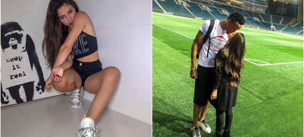 NEW ENTRY pe lista celor mai sexy iubite de fotbalisti! Fundasul transferat de Real Madrid cu 50.000.000 se lauda cu o cucerire hot! FOTO