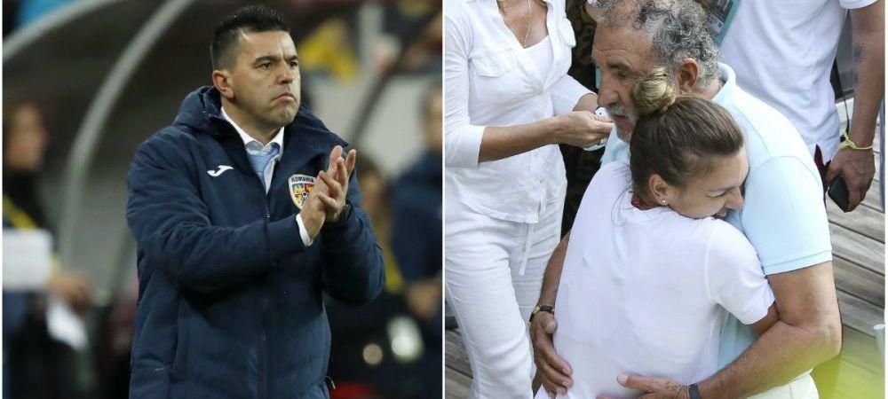 """Contra, dezvaluiri despre gestul FABULOS al lui Ion Tiriac pentru Simona Halep! """"Nu avea unde sa se pregateasca"""" Ce a spus selectionerul Romaniei!"""