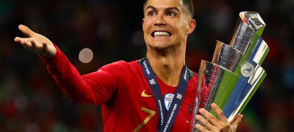 A cedat definitiv? Reactia lui Cristiano Ronaldo cand a fost intrebat despre Balonul de Aur! A devenit al 3-lea favorit la trofeu