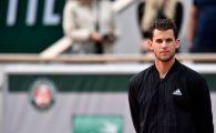 """INCREDIBIL! Propunerea de campion pe care Dominic Thiem i-o face Serenei Williams dupa incidentul de la Roland Garros: """"Poate se va intampla intr-o zi la Wimbledon!"""""""