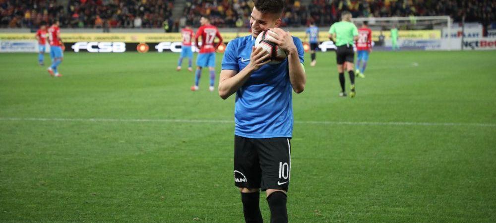 """Hagi a dat raspunsul final despre transferul lui Ianis! """"Atat pot sa spun"""" Tot mai multe cereri pentru fiul sau: """"Va pleca vara aceasta"""""""