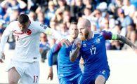 Moment bizar in preliminariile EURO 2020. Au crezut ca au egalat, dar mingea s-a dus pe langa. Reactia jucatorilor si a arbitrului