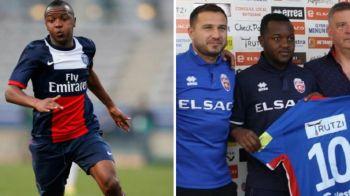 """Ongenda ramane in Liga 1! Francezul care a jucat cu Ibrahimovic la PSG a semnat pana in 2022: """"Asta a jucat la PSG! Niciun jucator roman nu poate sa dea macar Buna Ziua acolo!"""""""