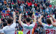 HERMANNSTADT 0-1 U CLUJ | FINAL DE MECI LA SIBIU! Hermannstadt ramane in Liga 1! Dorin Goga a marcat unicul gol al partdei!