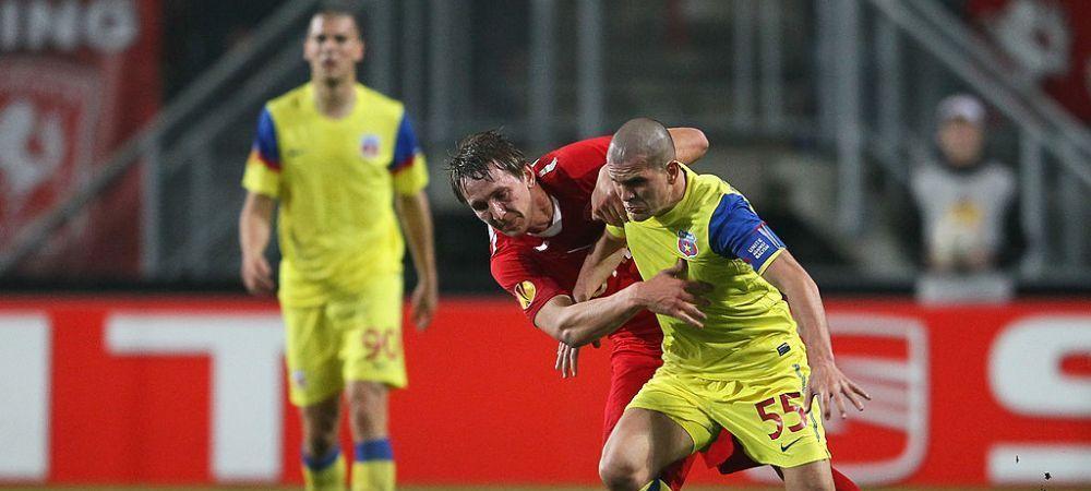 Bourceanu schimba echipa in Liga I, dupa ce a retrogradat cu Dunarea Calarasi! Cu cine semneaza fostul capitan al FCSB-ului