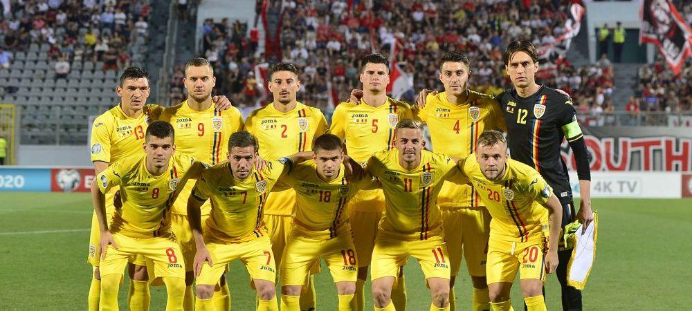 Nationala Romaniei risca sa joace cu Spania FARA spectatori! FRF condamna scandarile galeriei din Malta