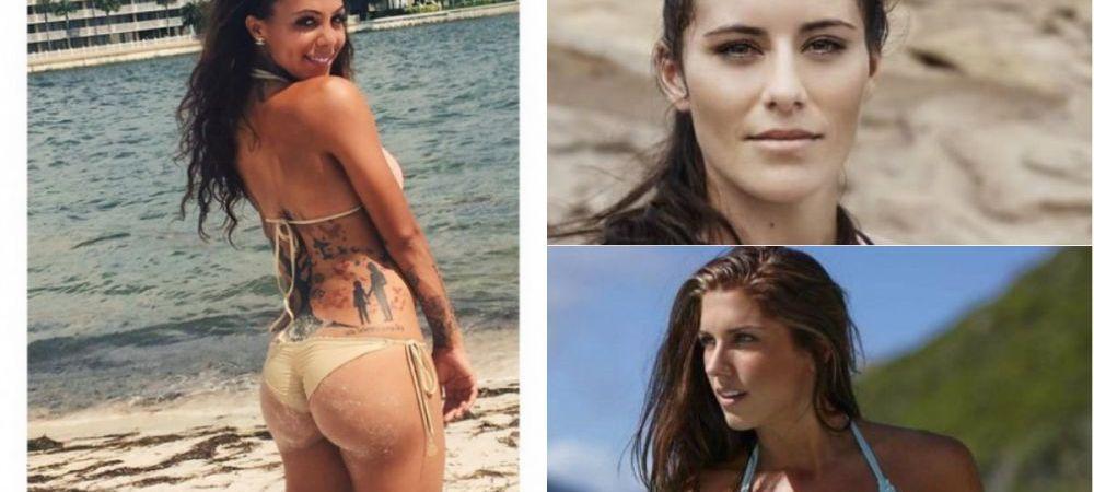 TOP 30 cele mai sexy jucatoare de la Campionatul Mondial de Fotbal feminin! Americanca Alex Morgan rupe plasele si pictorialele! GALERIE FOTO