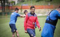 EURO U21 | Noi probleme de lot pentru Radoi: doi jucatori s-au antrenat separat! Imagini din Italia