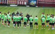 5 meciuri in 13 zile pentru CFR! Petrescu face echipa de Champions League. Peste cine da CFR Cluj in amicale