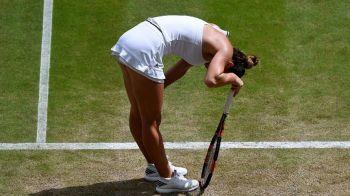"""Simona Halep, criticata de jurnalistii americani dupa eliminarea de la Roland Garros! """"Urmeaza cea mai groaznica parte pentru ea"""""""