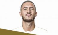 """Lovitura de teatru! Ce numar va purta Eden Hazard la Real Madrid: """"E singurul tricou liber"""" Anuntul facut de spanioli"""