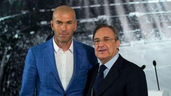 ESTE OFICIAL! Real Madrid, inca un transfer! Jucatorul dorit de Zidane ajunge pe Santiago Bernabeu! Suma platita de Florentino Perez!