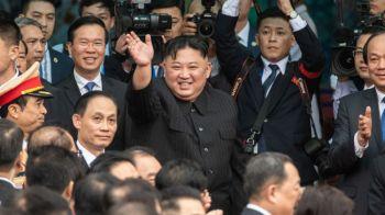 INCREDIBIL! Ce i-a facut liderul Coreei de Nord traducatorului, dupa ce a uitat sa traduca o propozitie!