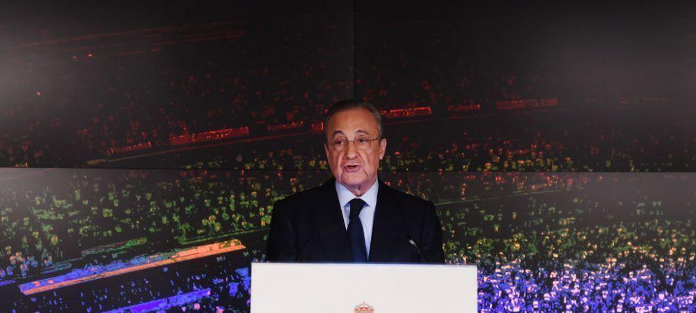 Florentino Perez a spart banca la Real Madrid! Transferuri record pentru UEFA Champions League! De la Cristiano Ronaldo nu s-a mai intamplat asta!