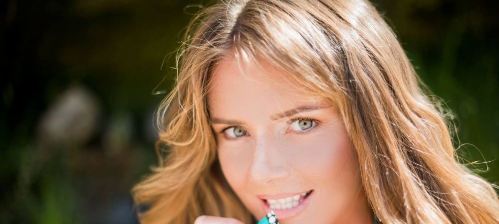 Cum arata Daniela Hantuchova, adversara Simonei Halep in turneul de la Cluj, la 36 de ani: GALERIE FOTO