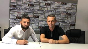 Un campion al Romaniei cu Viitorul s-a transferat la Voluntari. S-a autopropus la FCSB, dar a fost refuzat de Becali