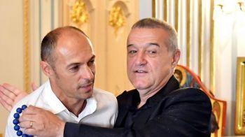 """Cu cine s-a sfatuit Bogdan Andone inainte sa semneze cu FCSB. """"Am avut anumite discutii"""""""