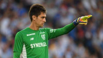 OFICIAL: Ciprian Tatarusanu a semnat cu Olympique Lyon! Portarul roman, contract pe trei ani