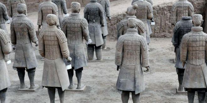 De ce se ingropau chinezii cu  iarba  la ei, acum 2500 de ani! Descoperirea facuta de arheologi
