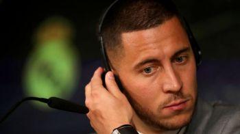 Hazard i-a lasat fara cuvinte pe cei de la Real Madrid! Cum a aparut in vestiar la prezentarea oficiala