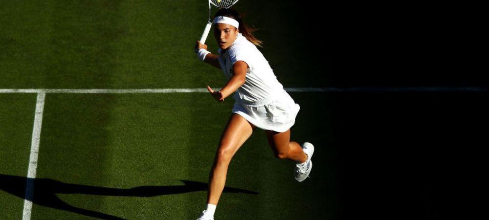 Calificare fantastica a Gabrielei Ruse in sferturi la Nottingham! Romanca va avea un salt spectaculos in clasamentul WTA