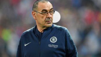 Maurizio Sarri, noul antrenor al lui Juventus! Cati bani platesc italienii ca sa-l transfere de la Chelsea
