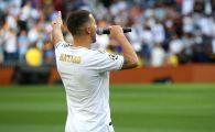 """Reactia lui Eden Hazard, dupa ce fanii Realului au strigat """"il vrem pe Mbappe"""" la prezentarea oficiala! Mesajul jucatorului de 100 de milioane"""