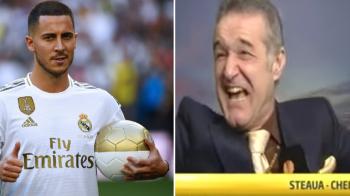 """De aici a plecat totul! :) Cum l-a umilit Becali pe Hazard in urma cu 6 ani: """"S-a hazardat! Ramizer ala la fel!"""" VIDEO MEMORABIL"""