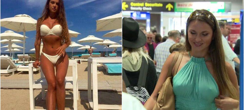 Iubita lui Marius Copil, aparitie de senzatie pe aeroport. Cum arata femeia care il insoteste peste tot pe jucatorul roman. FOTO
