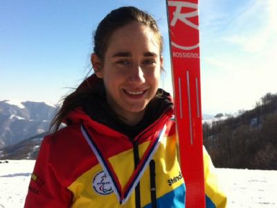 Fata care vrea sa ii aduca Romaniei prima medalie la jocurile paralimpice are nevoie de ajutor! Povestea Laurei Valeanu