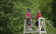 ROMANIA U21: Primul antrenament in formula completa. Radoi si-a monitorizat jucatorii de la inaltime. FOTO