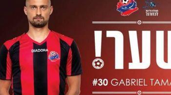 Oferta de ultima ora pentru Gabi Tamas, dupa ce israelienii au anuntat ca va fi dat afara de Hapoel Haifa! Echipa care ii intinde mana